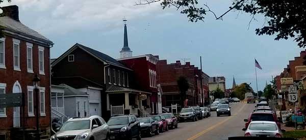 Somerset, OH