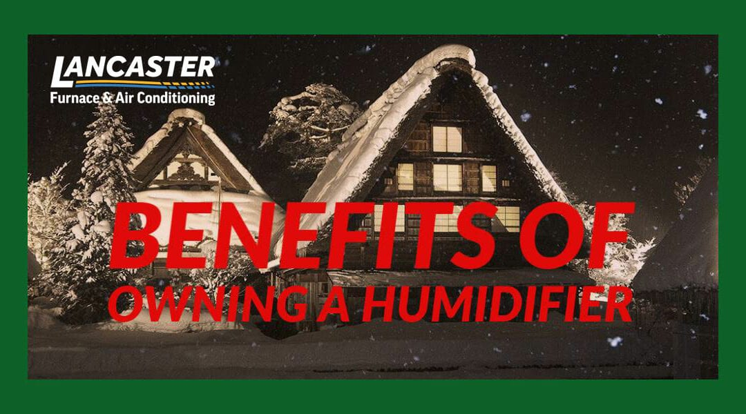 Benefits of a Whole-Home Humidifier